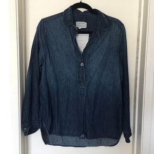 Current Elliot Denim Shirt